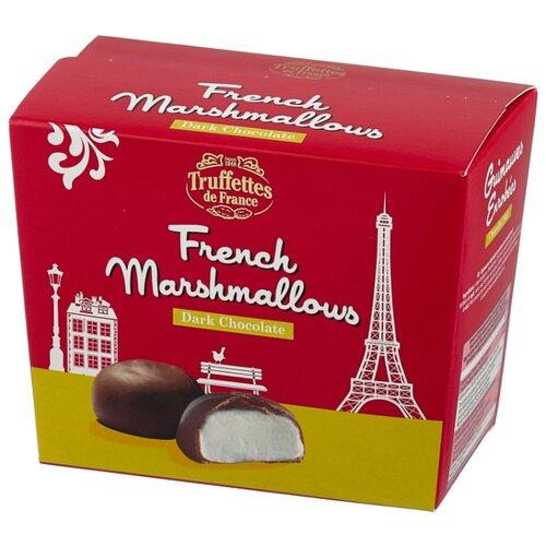 Зефир Truffettes de France в темном шоколаде 200 г