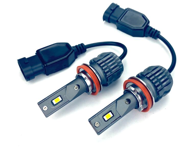 Лампа автомобильная светодиодная Vizant D20H11 2 шт.