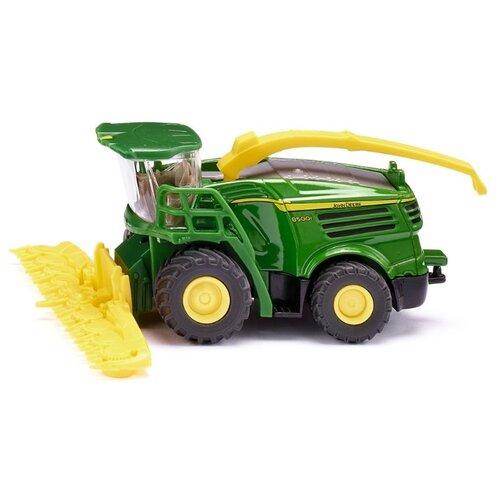 Купить Комбайн Siku John Deere 8500i (1794) 1:87 10.8 см зеленый, Машинки и техника