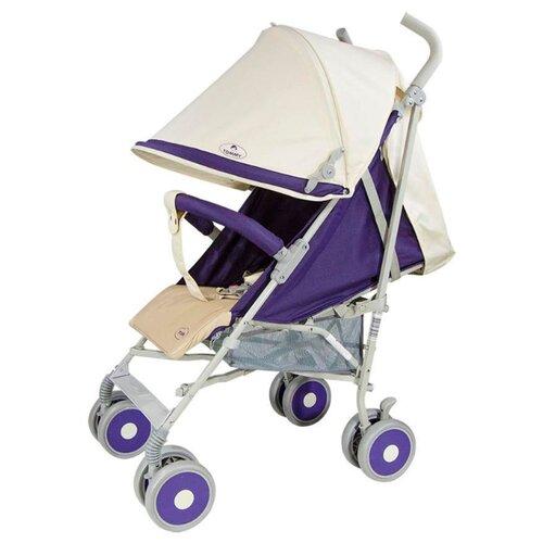 Прогулочная коляска Tommy Cute фиолетовый