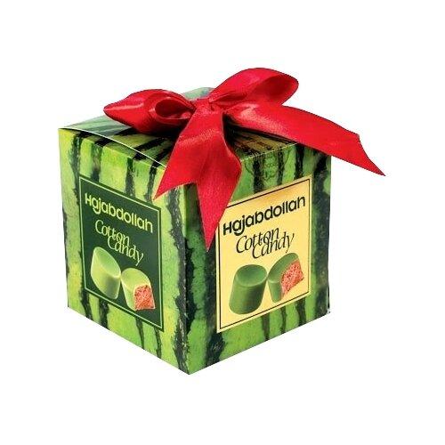 Пашмала Hajabdollah со вкусом арбуза во фруктовой глазури с бантом, 300 г марк герер хроники фруктовой революции
