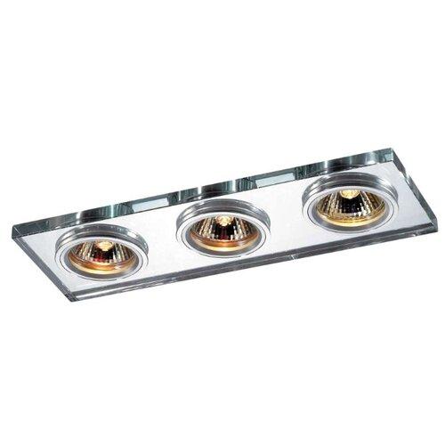 Встраиваемый светильник Novotech Mirror 369766 цена 2017