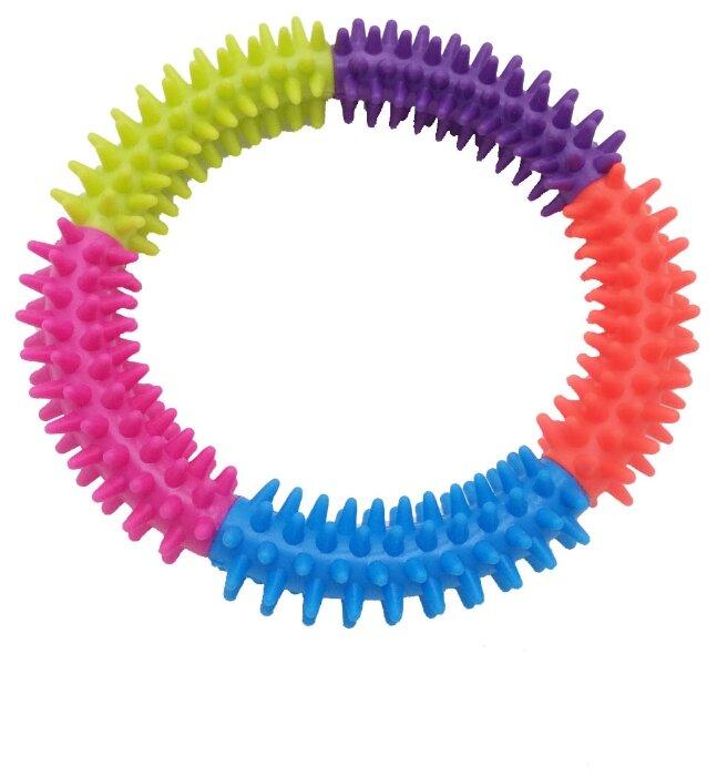 Кольцо для собак Homepet с шипами, 15.3 см