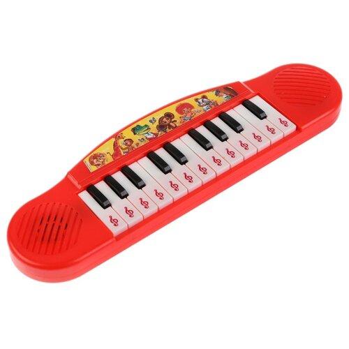 Умка пианино B1371790-R11 красный пианино умка