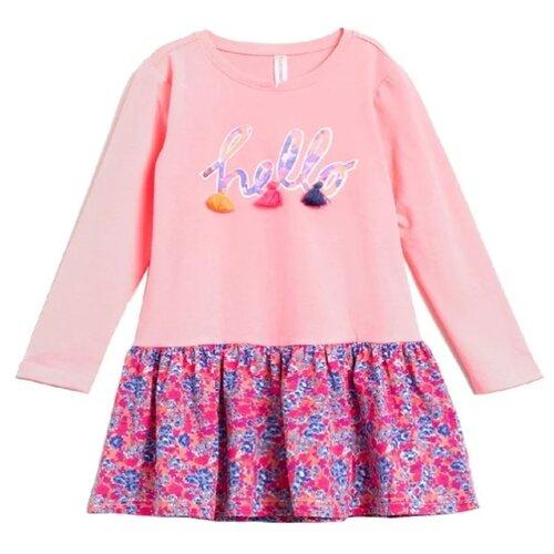 Купить Платье COCCODRILLO размер 98, розовый, Платья и сарафаны