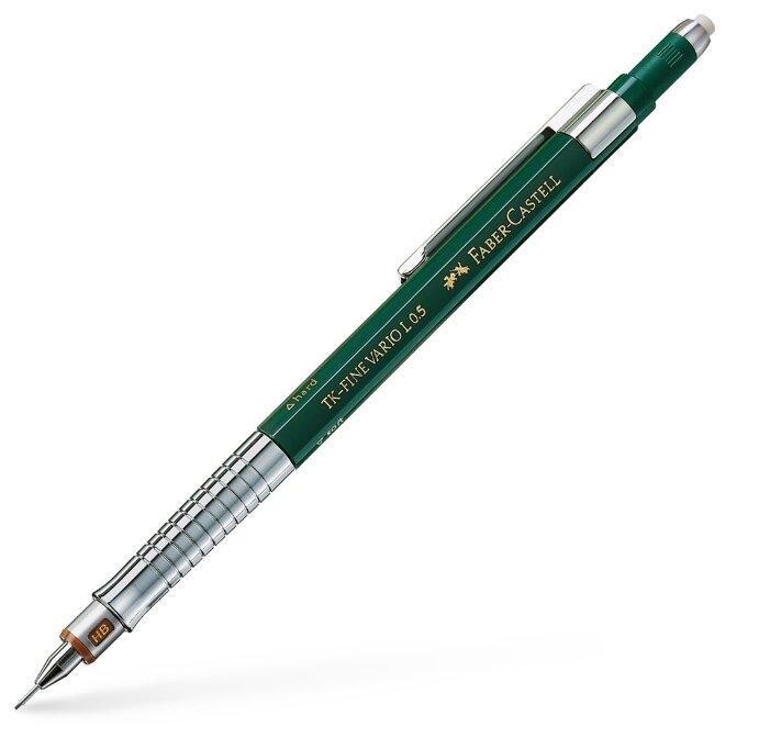 Faber-Castell Механический карандаш TK-Fine Vario L HB, 0,5мм 1шт.