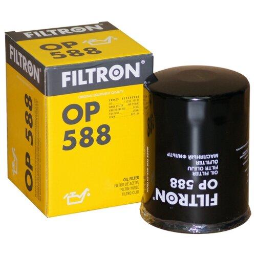 Масляный фильтр FILTRON OP 588