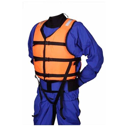Спасательный жилет Вольный ветер Спутник L оранжевый