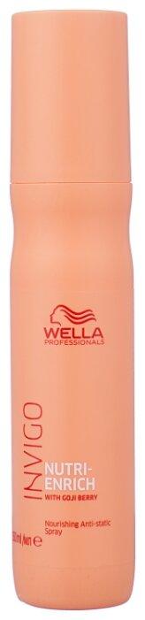 Wella Professionals INVIGO NUTRI-ENRICH Питательный спрей-антистатик для волос
