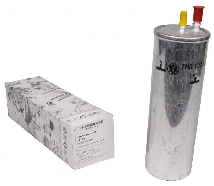 Топливный фильтр VOLKSWAGEN 7h0127401d