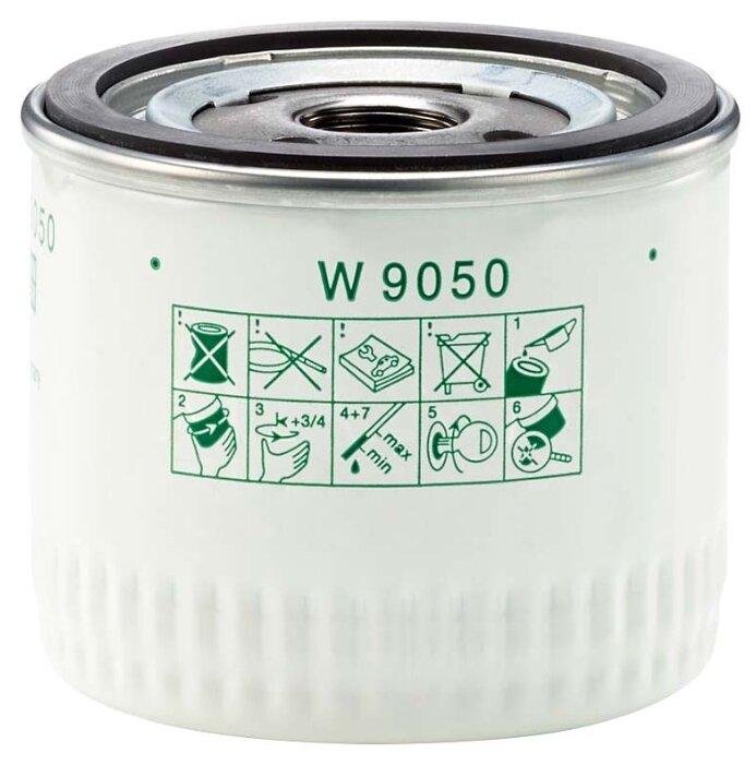 Масляный фильтр MANNFILTER W9050