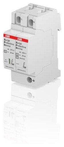 Устройство защиты от перенапряжения для систем энергоснабжения ABB 2CTB803972R1100