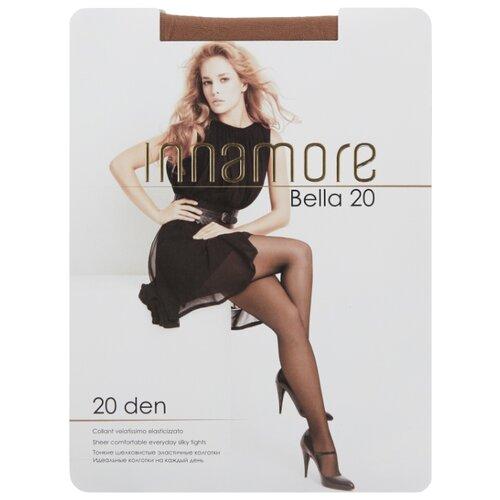 Колготки Innamore Bella 20 den, размер 5-XL, daino (бежевый) колготки innamore bella 3 8 den медный