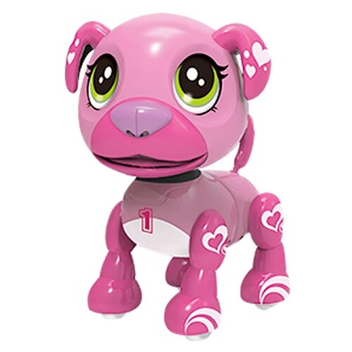 цена Робот S+S Toys Пёс 200289733 розовый онлайн в 2017 году