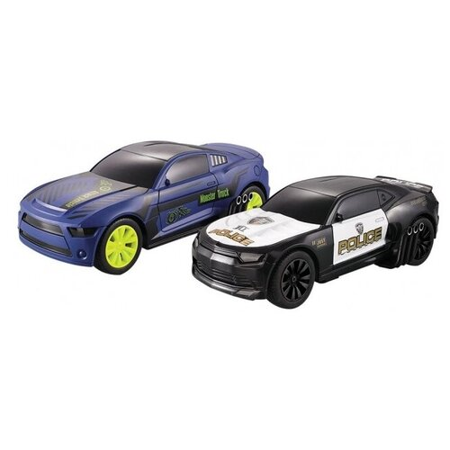 цена на Набор машин Pilotage TopRacer XB (RC63217) 23 см черный/синий