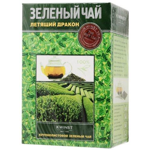 Чай зеленый Kwinst Летящий дракон
