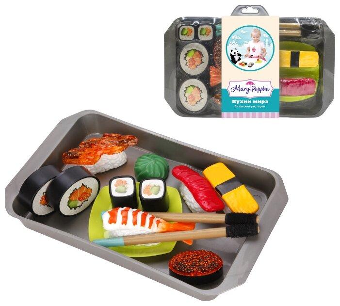 Набор продуктов с посудой Mary Poppins Японский ресторан 453139