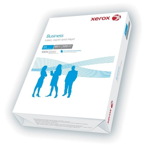 Бумага A4 500 шт. Xerox Business (003R91820) белая