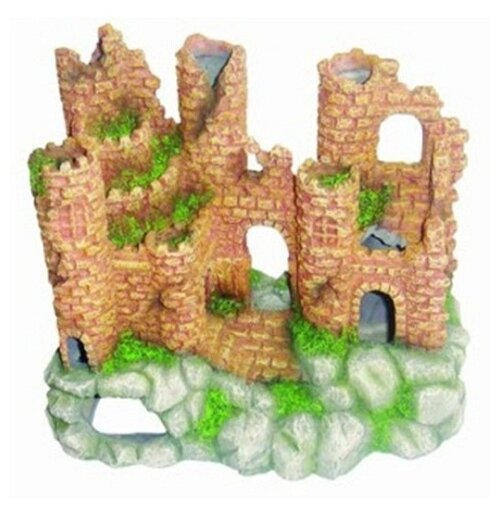 Грот BARBUS Замок Decor 008 20x16.5x12.5 см