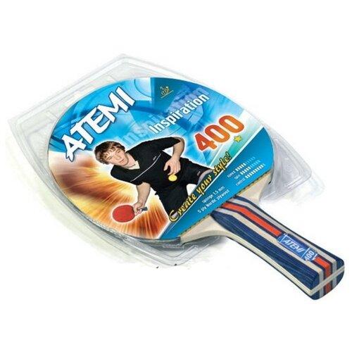 Ракетка для настольного тенниса ATEMI 400 AN ракетка для бадминтона atemi ba 400