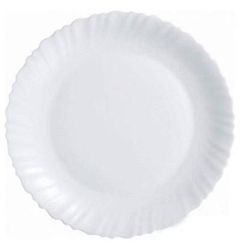 Фото - Luminarc Тарелка обеденная Feston 23 см белый luminarc блюдо круглое feston