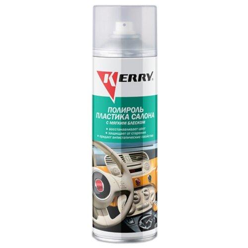 KERRY Полироль пластика для салона автомобиля KR-906-3 апельсин, 0.65 л
