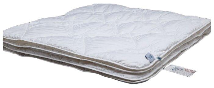 Одеяло всесезонное BAMBOO FAMILIE BIO стеганное с кантом