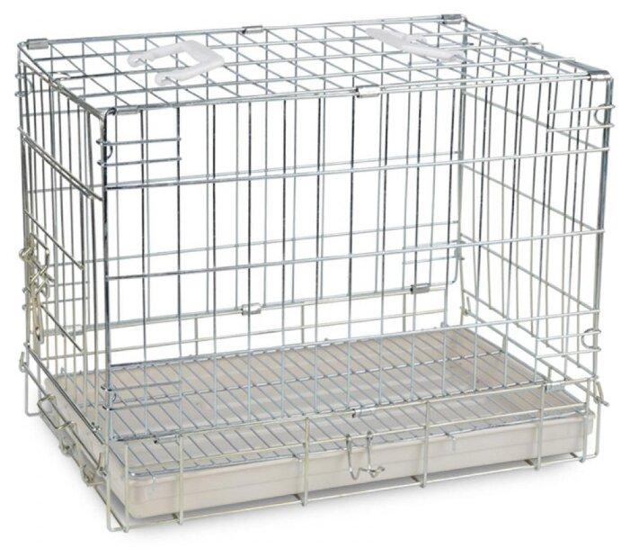Клетка для собак Triol 30671003 77х56х64 см