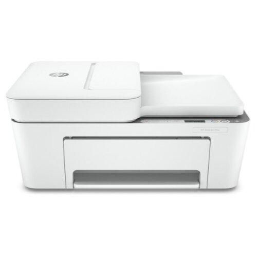 Фото - МФУ HP DeskJet Plus 4120, белый мфу hp deskjet plus ink advantage 6075 белый