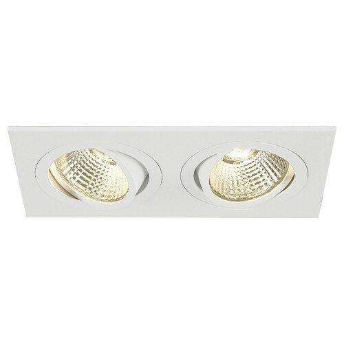 Встраиваемый светильник SLV New Tria 155 113891 настольная лампа slv lisenne slv 155702