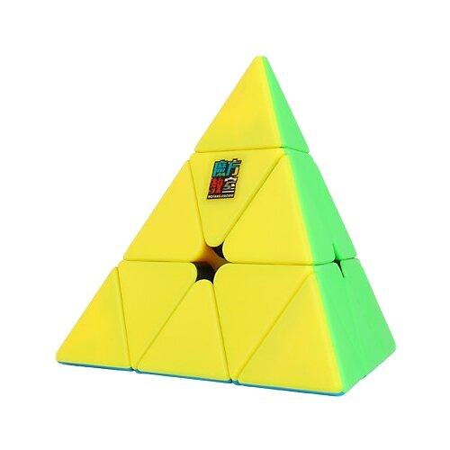 Головоломка Moyu Pyraminx Cubing Classroom (MoFangJiaoShi) без наклеек color