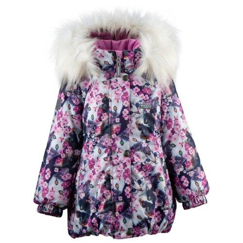 Купить Куртка KERRY Emmy K19431 размер 128, 1755 розовый, Куртки и пуховики