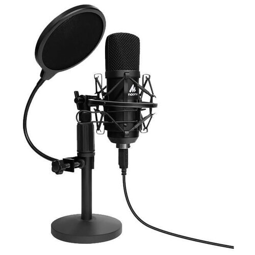 Микрофон Maono Podcast Kit AU-A04TC (Black)