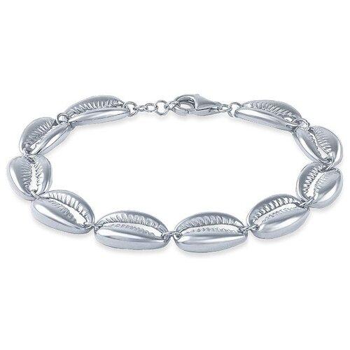 Silver WINGS Браслет из серебра 04brc0001a-204, 17 см, 11.48 г