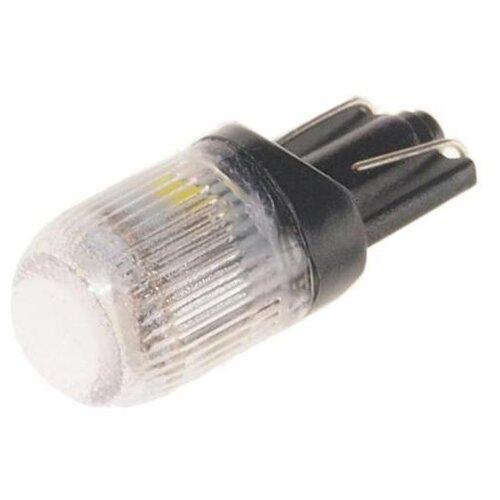Фото - Лампа автомобильная светодиодная MegaPower 10515W W5W (T10) 12V 10W 1 шт. 2pcs t10 w5w 80w cree xqb chip led hid