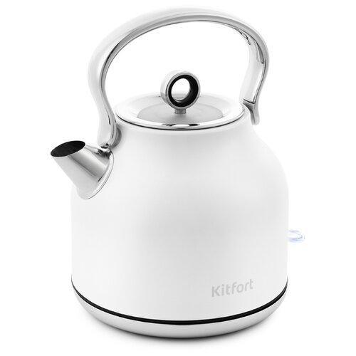 Чайник Kitfort KT-671, белый