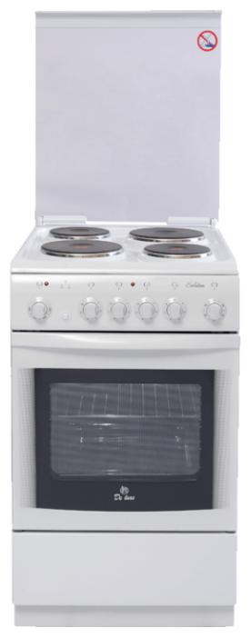 Электрическая плита De Luxe 506004.03э — купить по выгодной цене на Яндекс.Маркете