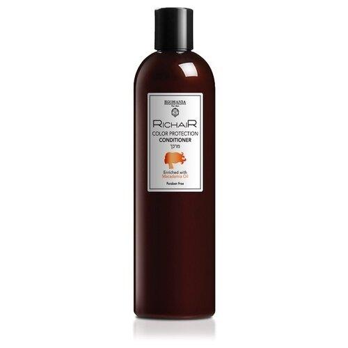 Egomania кондиционер Richair Color Protection для защиты цвета окрашенных волос с маслом макадамии, 400 мл