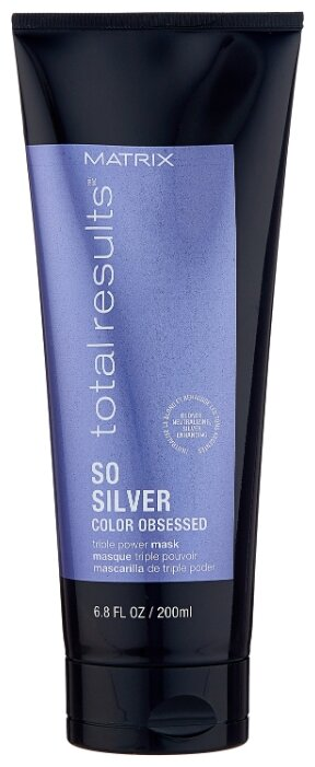 Matrix Total Results Color Obsessed So Silver