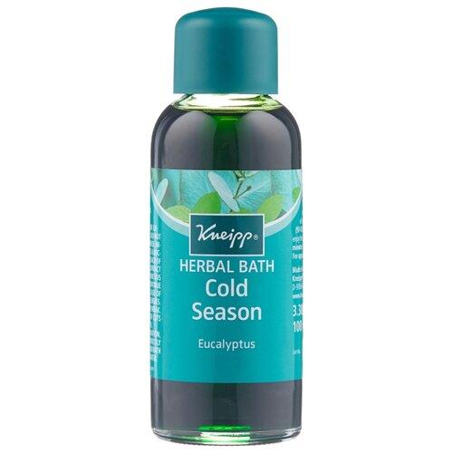 Фото - Kneipp Масло для ванн Здоровое дыхание с эвкалиптом, 100 мл kneipp morricone garden kneipp 20ml