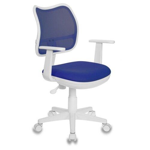 Компьютерное кресло Бюрократ CH-797, обивка: текстиль, цвет: TW 10 синий