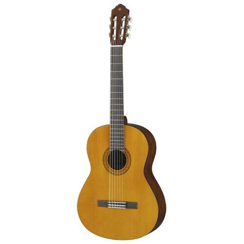 Фото - Классическая гитара YAMAHA C40 Natural акустическая гитара yamaha fs820 turquoise