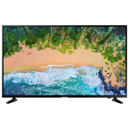 Фото - Телевизор Samsung UE50NU7002U 50 (2019) черный глянцевый телевизор