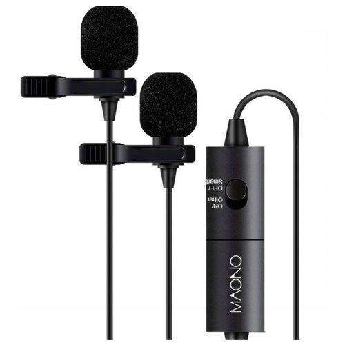 Микрофон Maono AU-200, черный