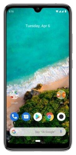 Смартфон Xiaomi Mi A3 4/64GB Android One — купить по выгодной цене на Яндекс.Маркете