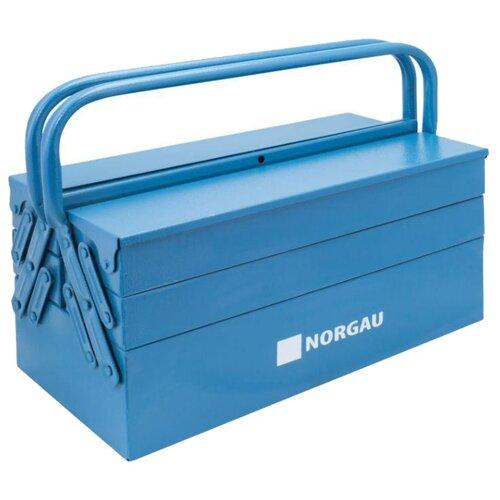 Ящик Norgau N1264L (106221001) 40x20x32.5 см синий отвертка norgau n150 3 5x100 062007035