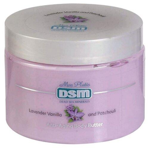 Масло для тела Mon Platin Dead Sea Minerals для предотвращения старения с лавандой, ванилью и пачули, 300 мл