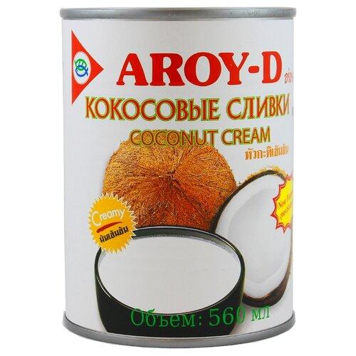 Сливки Aroy-D кокосовые 21% 560