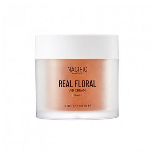 Купить NACIFIC Real Floral Air Cream Rose гель-крем для лица, 100 мл