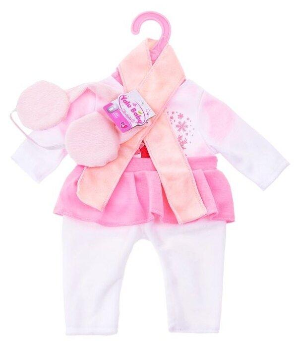 Junfa toys Комплект одежды и аксессуаров для кукол Baby Love BLC01